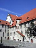 Foto im Schlosshof, Klick zum Vergrößern