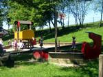 Foto Spielplatz, Klick zum Vergrößern