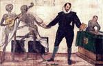 Detailfoto, der Tod und der Maler, Klick zum Vergrößern