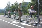 Foto Verkehrserziehung, Klick zum Vergrößern