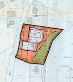 Planzeichnung Bebauungsplan